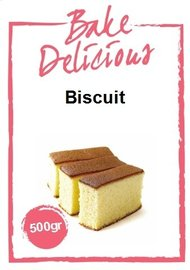 Bake Delicious Biscuitmix 500 gr.