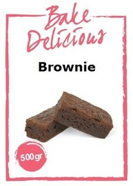 Bake Delicious Brownie 500 gr.