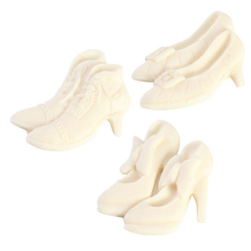 SK Great Impressions Mould Shoes 1 Smooth with Bow