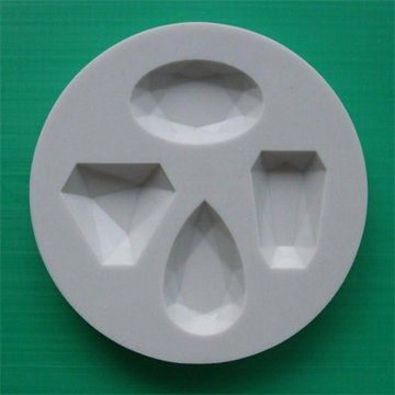 Alphabet Moulds Gems 2