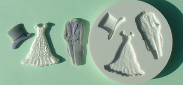 Alphabet Moulds Wedding
