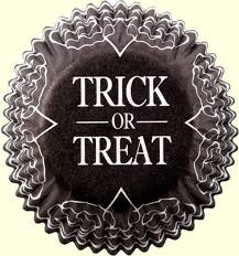 Wilton baking cups Halloween 'Trick or Treat'