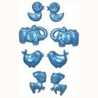 FI molds Baby Animal set
