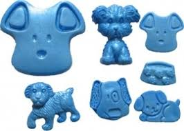 FI Molds Dog set