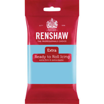 Renshaw Rolfondant Extra 250g -Baby Blue-