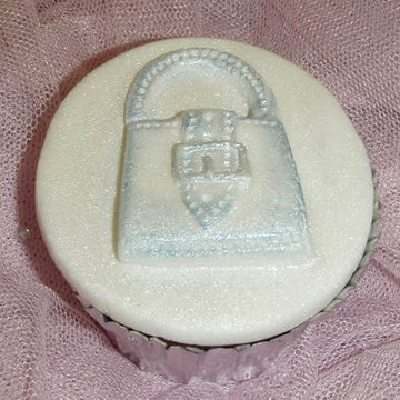 KD Cupcake Top Mould - Handbag