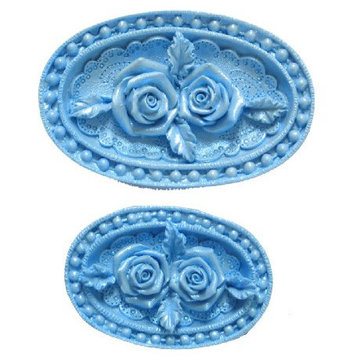 FI molds Rose Medallions