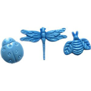 FI molds Insect Set