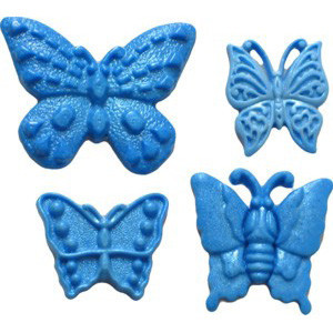 FI molds Butterfly set 2