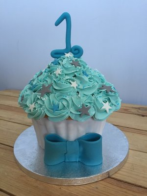 Zaterdag 16 mei, 3D cupcake workshop