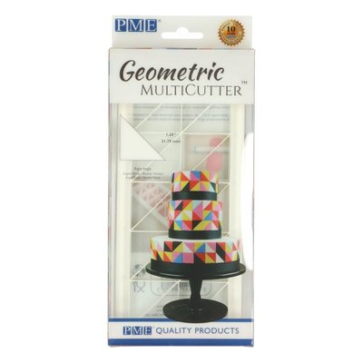 PME Geometric multi cutter Right Angle Set/3
