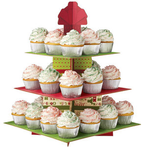 Wilton Treat Stand Homemade for the Holiday